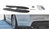 Boční spoiler pod zadní nárazník BMW 3 E90 MPACK 2004- 2008