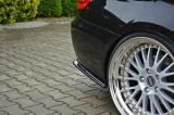 Boční spoiler pod zadní nárazník BMW 3 E92 M-PACK FACELIFT 2010- 2013