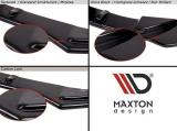Nástavce prahů BMW 4 F32 M-PACK 2013 - Maxtondesign