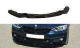 Spoiler pod přední nárazník BMW 4 F32 M-PACK 2013 -