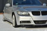 Spoiler pod přední nárazník BMW 3 E90 MPACK 2004- 2008 Maxtondesign