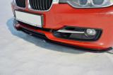 Spoiler pod přední nárazník BMW 3 F30 2011- 2015