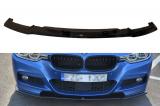 Spoiler pod přední nárazník BMW 3-SERIES F30 FL SEDAN M-SPORT (2015-2018)