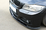 Spoiler pod přední nárazník BMW 3 E91 M-PACK FACELIFT 2008- 2011