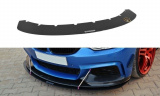 Spoiler pod přední nárazník BMW 4 F32 M-PACK & M-Performance 2013 -