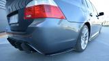 Boční spoiler pod zadní nárazník BMW 5 E61 M-PACK 2003 - 2010