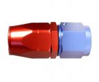 "Fitinka rovná D-06 (AN6) 9/16""x18-UNF - cutter-system - šroubovací"
