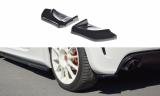 Boční spoiler pod zadní nárazník FIAT 500 ABARTH MK1 2008- 2012