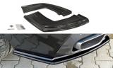 Boční spoiler pod zadní nárazník BMW X6 F16 Mpack 2014 -