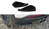 Boční spoiler pod zadní nárazník FIAT Grande Punto ABARTH 2007-2010