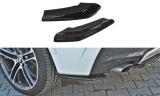 Boční spoiler pod zadní nárazník BMW X4 M-PACK (F26) 2014 -