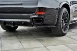 Boční spoiler pod zadní nárazník BMW X5 F15 M50d 2013-2018
