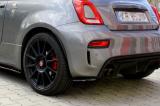 Boční spoiler pod zadní nárazník FIAT 500 ABARTH MK1 FACELIFT 2016-