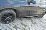 Nástavce prahů BMW X6 F16 Mpack 2014 -