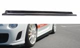 Nástavce prahů FIAT 500 ABARTH MK1 2008- 2012