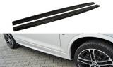 Nástavce prahů BMW X4 M-PACK (F26) 2014 -