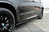 Nástavce prahů BMW X5 F15 M50d 2013-2018