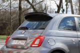 Odtrhová hrana střechy FIAT 500 ABARTH MK1 FACELIFT 2016-
