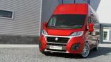 Přední nárazník Fiat Ducato standard facelift version 2014 -