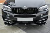 Přední spoiler nárazníku BMW X5 F15 M50d 2013-2018