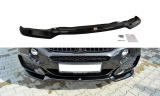 Přední spoiler nárazníku BMW X6 F16 Mpack 2014 -