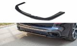 Středový spoiler pod zadní nárazník BMW X5 G05 M-pack 2018-