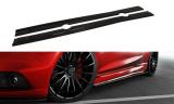 Nástavce prahů Ford Fiesta ST/ST-Line MK7 2008-2013 Ford Fiesta ST/ST-Line Mk7 Facelift 2013-2016