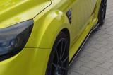 Nástavce prahů Ford Focus RS Mk2 2008-2010 Maxtondesign