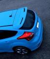 Odtrhová hrana střechy Ford Focus 3 standard version 2010 -