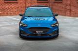 Přední spoiler nárazníku Ford Focus ST Mk4 2019 - Ford Focus ST-Line Mk4 2018 -
