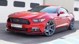 Přední spoiler nárazníku Ford Mustang Mk6 2014-2017