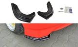 Boční spoiler pod zadní nárazník Honda Jazz MK1 2002- 2008