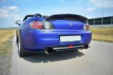 Středový spoiler pod zadní nárazník HONDA S2000 1999- 2003