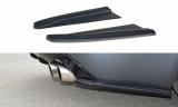 Boční spoiler pod zadní nárazník JAGUAR XF- R 2007- 2011