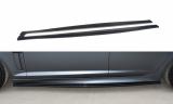 Nástavce prahů JAGUAR XF- R 2007- 2011