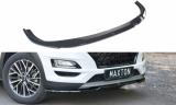 Přední spoiler nárazníku Hyundai Tucson Mk3 Facelift 2018-