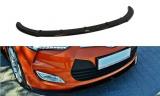 Přední spoiler nárazníku Hyundai Veloster 2011 -