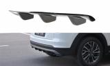 Středový spoiler pod zadní nárazník Hyundai Tucson Mk3 Facelift 2018-