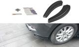 Boční spoilery pod zadní nárazník Mazda 3 BM (Mk3) Facelift 2017-