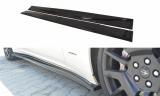 Nástavce prahů Maserati Granturismo preface standard & S version 2007 - 2011