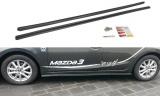 Nástavce prahů Mazda 3 BM (Mk3) Facelift 2017-