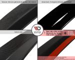 Odtrhová hrana střechy JEEP GRAND CHEROKEE WK STR8 2005- 2010 Maxtondesign
