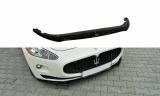 Přední spoiler nárazníku Maserati Granturismo preface standard & S version 2007 - 2011