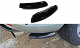 Boční spoilery pod zadní nárazník Mazda CX-7 2006 - 2009