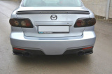 Boční spoilery pod zadní nárazník Mazda 6 Mk1 MPS 2006- 2007