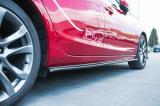Nástavce prahů Mazda 6 GJ (Mk3) Facelift 2014- 2017