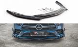 Přední spoiler nárazníku Mercedes A35 AMG W177 2018 -
