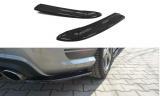 Boční spoilery pod zadní nárazník Mercedes C W204 AMG-Line / 6.3 AMG