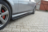 Nástavce prahů Mercedes C W204 AMG-Line (PREFACE) 2007-2010