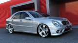 Bodykit Mercedes C-Class W203 Standard Versions 2000-2006